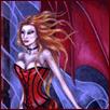 Gothic Moon Grußkarten