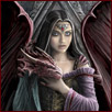 Anne Stokes Girls and Dragons