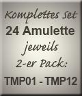 Tempelritter - Set