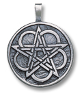 Keltisches Pentakel