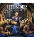 Anne Stokes Fantasy Kalender 2018