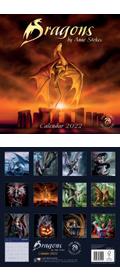 Anne Stokes Drachen Kalender 2022 (Vorbestellung)