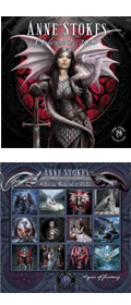Anne Stokes Fantasy Kalender 2020