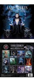 Anne Stokes Fantasy Kalender 2022