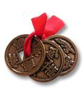 Feng Shui Glücksmünzen