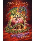 Flaming Dragon Pudding
