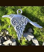 Keltischer Rabe