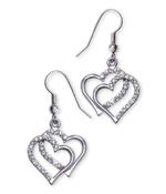 Herzen-Ohrringe