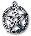 Runenstern Pentagramm