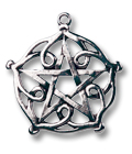 Brisingamen Pentagramm