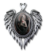 Angel Rose Cabochon