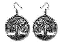 Lebensbaum Ohrringe