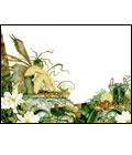Fairy Art Grußkarten - Umschlag