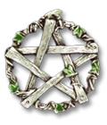 Das Pentagramm von Pan
