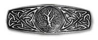 Haarspange Lebensbaum