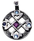 Keltisches Kreuz - Herz