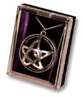 Magische Pentagramme - Verpackung