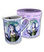 Mystic Aura Porzellanbecher