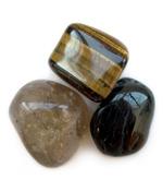 Beutel mit Steinen für Schutz