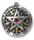 Sir Gawain's Wappenpentagramm