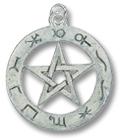 Planeten Pentagramm
