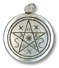 Schatten Pentagramm
