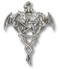 Draco Pentagramm