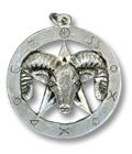 Schafbock Pentagramm