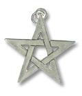 Offenes Pentagramm