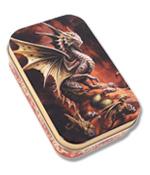 Desert Dragon Metalldose