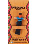 Sorgenpuppe für Schwangerschaft