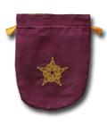 Tarot Tasche - Keltisches Pentakel