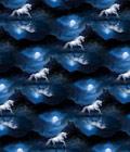 Moonlight Unicorn Geschenkpapier