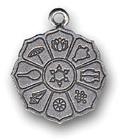 Die 8 schützenden Symbole