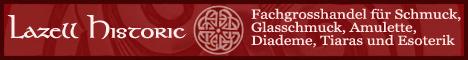 Modeschmuck, Amulette, Tiaras und Esoterik - Grosshandel - Lazell Historic