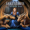 Anne Stokes Kalender 2018