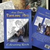 Anne Stokes Fantasy-Kunst Malbuch