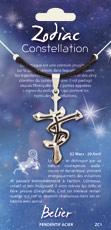 Zodiac Constellation Pendants